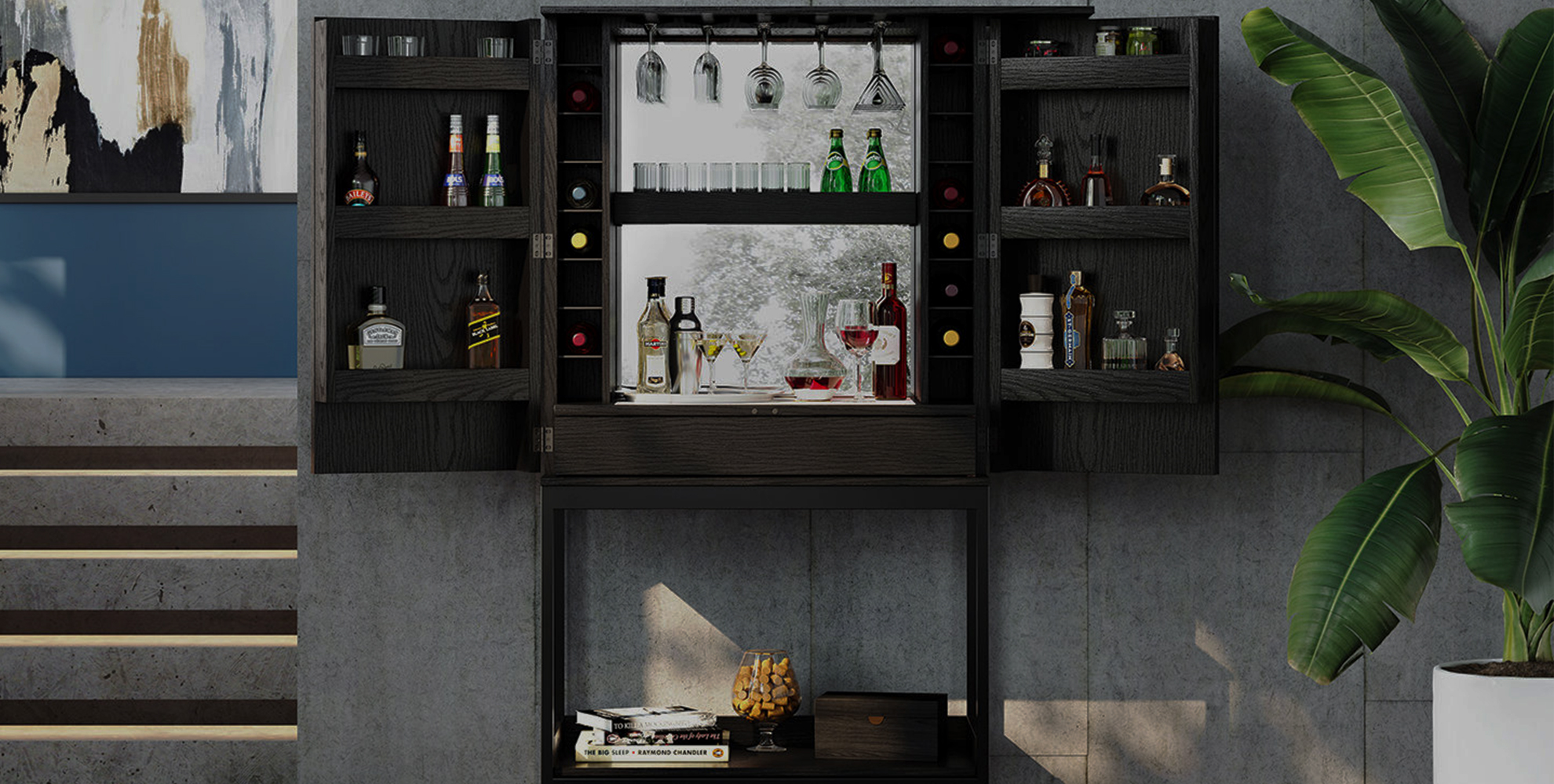 Your Guide to the Ultimate Home Bar
