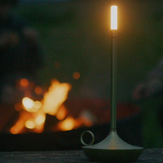 10 Portable Outdoor Lights.