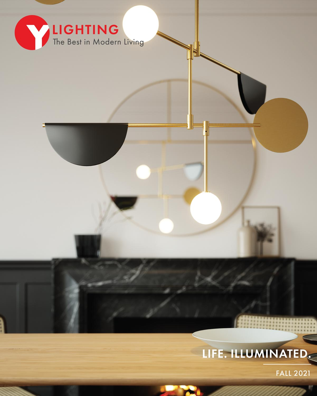 YLighting 2021 Design Event Catalog