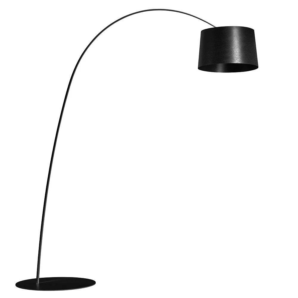 Twiggy Arc Floor Lamp by Foscarini.