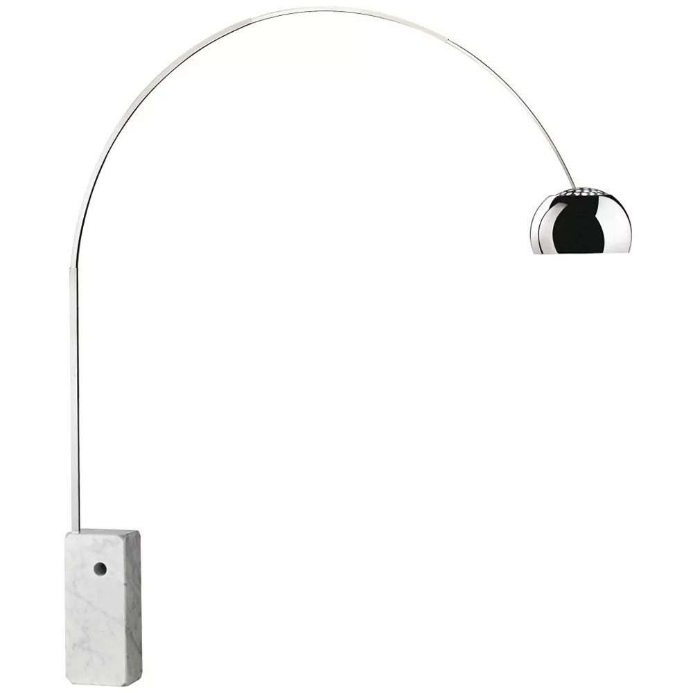 Arco Floor Lamp by FLOS.