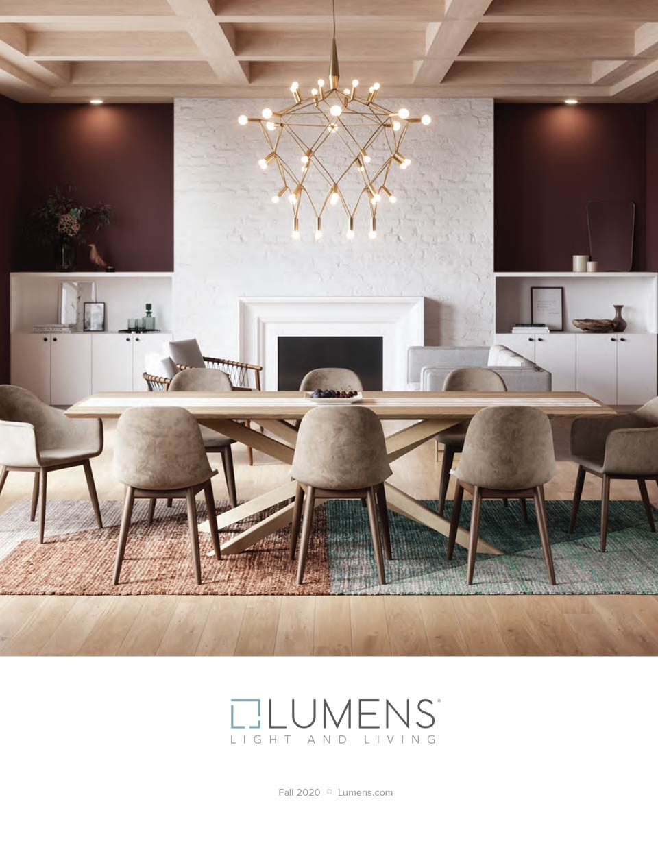View the Lumens 2020 Fall eCatalog